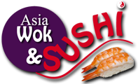 Logo Asia Wok & Sushi Borna